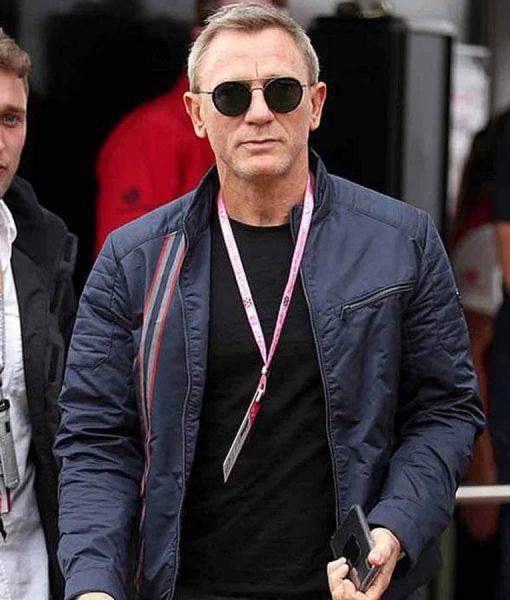 James Bond No Time To Die Jacket
