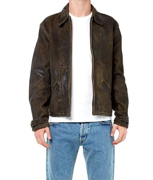 Skyfall James Bond Leather Jacket