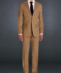 James Bond Spectre Brown Suit