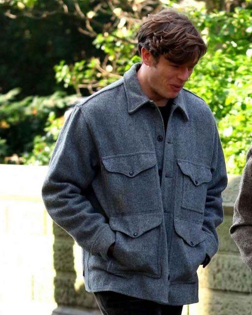 George Clare Things Heard & Seen James Norton Wool-blend Jacket