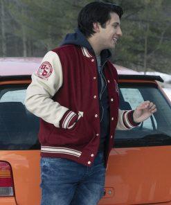 Javi Locke & Key Varsity Jacket