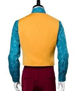 Joker Joaquin Phoenix Arthur Fleck Yellow Vest