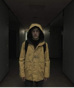 Dark Jonas Kahnwald Yellow Coat