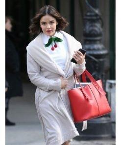 Katy Keene White Coat