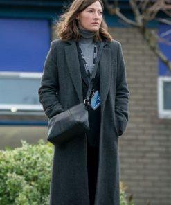 Kelly Macdonald The Line of Duty Coat