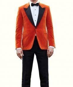 Eggsy Kingsman The Golden Circle Jacket Suit