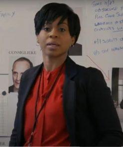 Law & Order Organized Crime Ayanna Bell Blazer