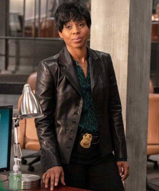 Law & Order Organized Crime Ayanna Bell Jacket