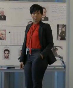 TV Series Law & Order Organized Crime Danielle Moné Truitt Black Blazer