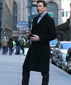 Law & Order: Organized Crime Dylan McDermott Coat