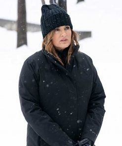 Law & Order Organized Crime Olivia Benson Coat