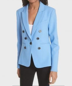 Lucifer Chloe Decker Blue Blazer