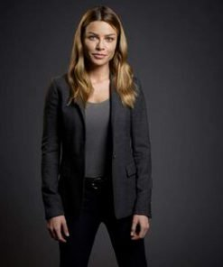 Lucifer Chloe Decker Grey Blazer