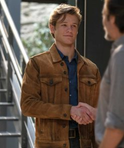 MacGyver S05 Angus MacGyver Brown Jacket
