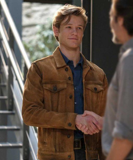 MacGyver S05 Angus MacGyver Brown Jacket
