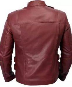 Chris Pratt Guardians of the Galaxy Star Lord Leather Jacket