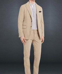 James Bond No Time To Die Brown Suit