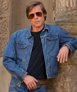 Once Upon A Time In Hollywood Cliff Booth Jacket