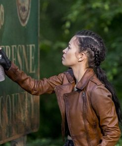 The Walking Dead Rosita Espinosa S09 Jacket