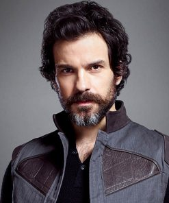 Santiago Cabrera Star Trek Picard Vest