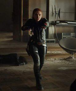Black Widow Movie 2020 Jacket