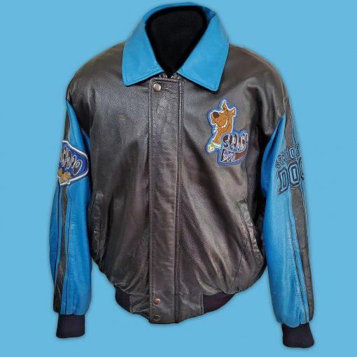 Scooby Doo Leather Jacket