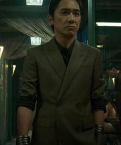 Shang-Chi and the Legend of the Ten Rings Wenwu Blazer