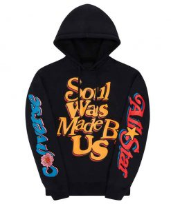 Soul Was Made By Us Hoodie