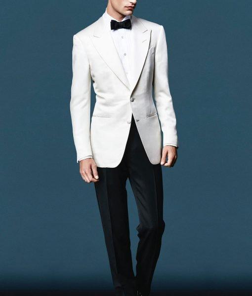 James Bond Spectre Ivory Dinner Tuxedo