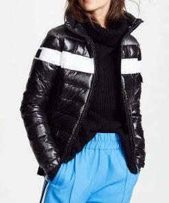 Spinning Out Jenn Yu Bomber Jacket