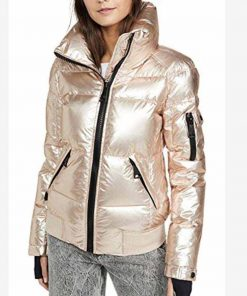 Spinning Out Jenn Yu Quilted Jacket