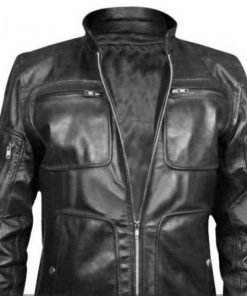 Star Trek Captain Kirk Cafe Racer Jacket