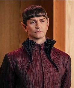 Star Trek Discovery James Frain Long Coat