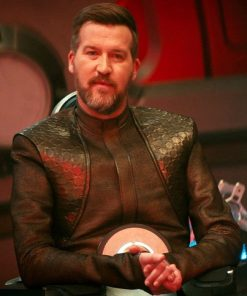 Star Trek Discovery Season 4 Kenneth Mitchell Jacket