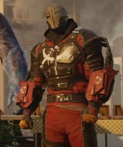 Suicide Squad Kill The Justice League Deadshot Jacket