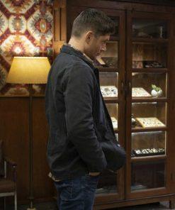 Jensen Ackles Supernatural Dean Winchester Season 15 Jacket