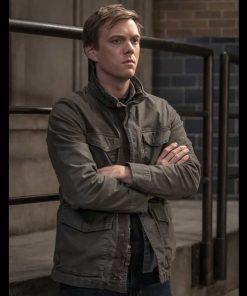 Supernatural Season 15 Michael Jacket