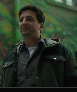 The Umbrella Academy John Magaro Jacket