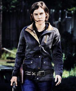 The Walking Dead Maggie Greene Jacket