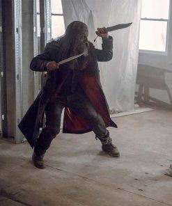The Walking Dead Beta Black Coat