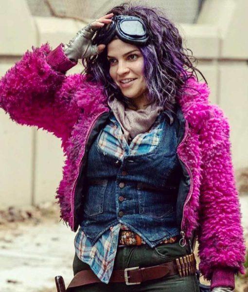 The Walking Dead S10 Juanita Sanchez Jacket