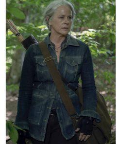 The Walking Dead Season 10 Carol Jacket