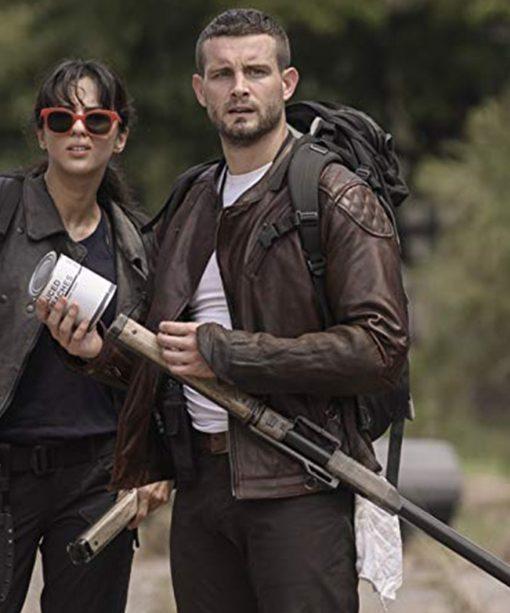The Walking Dead World Beyond Felix Jacket