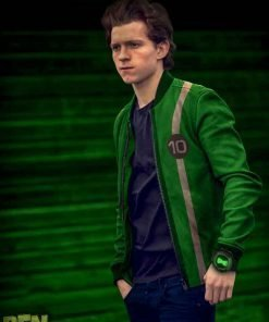 Tom Holland Ben 10 2021 Jacket