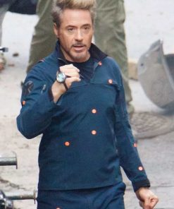Tony Stark Avengers Endgame Jacket