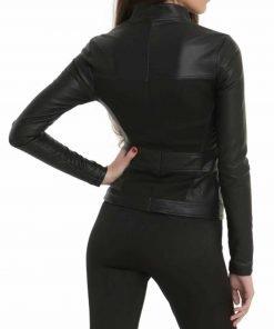 Black Widow Avengers Jacket
