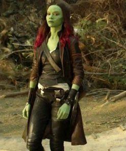 Gamora Guardians of the Galaxy Coat