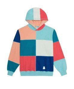 Zoeys Extraordinary Playlist Tobin Patchwork Hoodie