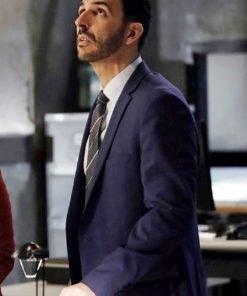 Aram Mojtabai TV Series The Blacklist S08 Amir Arison Blue Coat