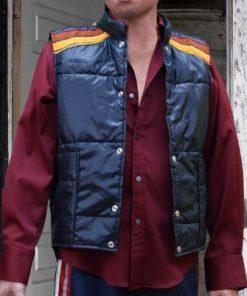 Brad Pit Fight Club Down Vest